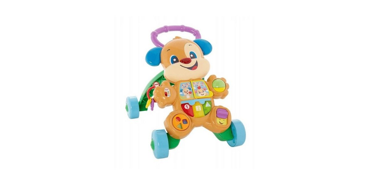 trotteur Puppy marque Fisher Price