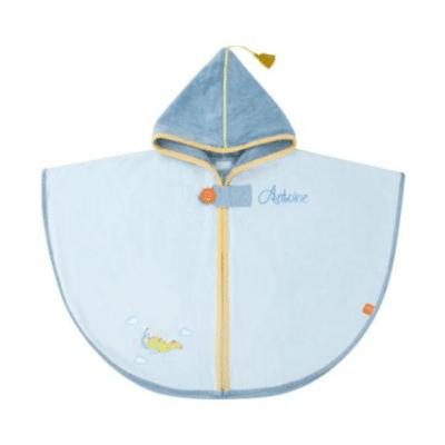poncho de bain pour enfant marque l'oiseau bateau