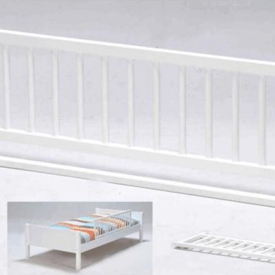 barrière lit blanche marque Babyfox