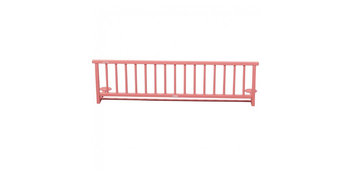 barrière de lit rose marque combelle