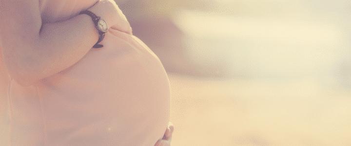 visuel ventre de femme enceinte