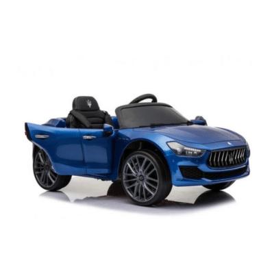 voiture électrique bleue marque JT2D