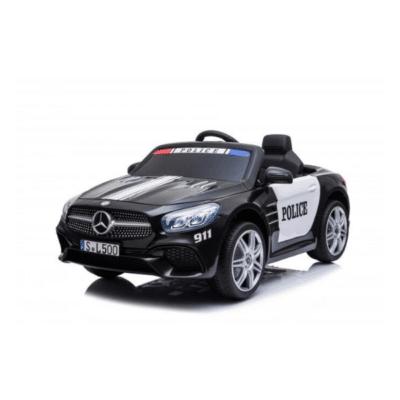 voiture électrique enfant police marque Mercedes