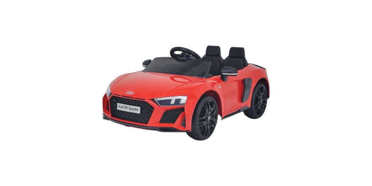 voiture électrique enfant rouge marque happy garden