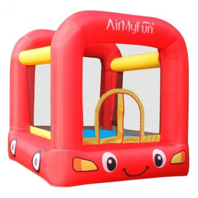 Aire gonflable Jumpy Car rouge marque JT2D