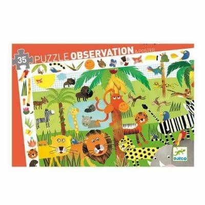 Puzzle-observation-jungle-Djeco