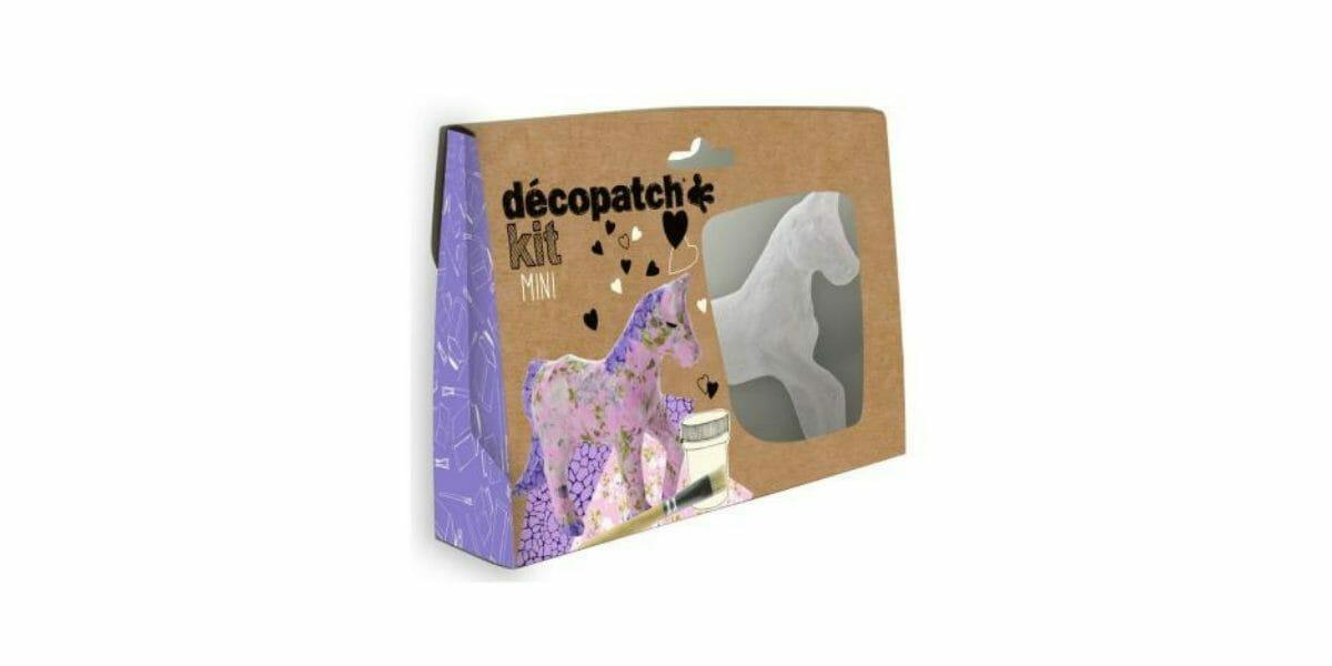 Decopatch-Mini-kit-Enfant-Cheval