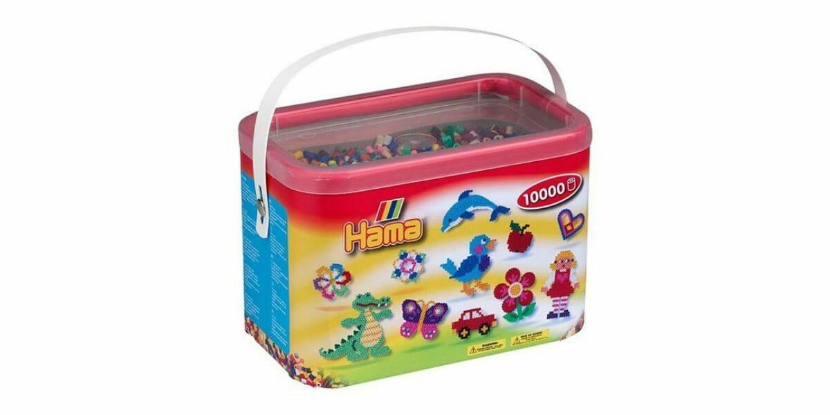 Kit-creatif-Hama-Baril-10000-perles-a-repasser