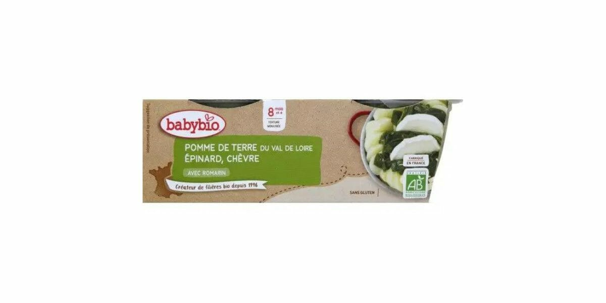 Petit-pot-Babybio-pomme-terre-épinard-chèvre