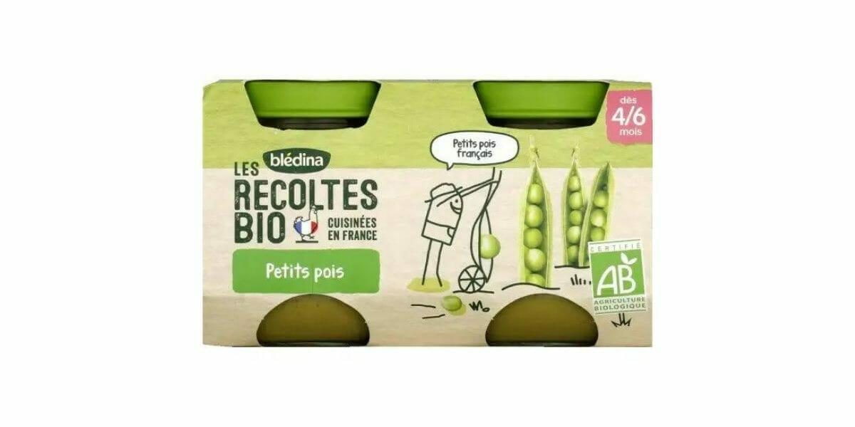 Petit-pot-Blédina-légumes-petits-pois-bio