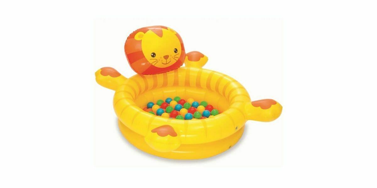 Piscine-balles-Bestway-Ball-Pit-Lion