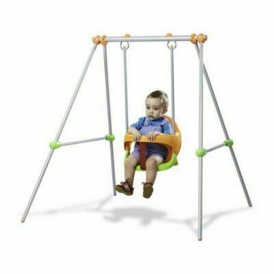 balancoire-bébé-interieur-Swing-Smoby