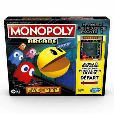 Jeu-société-Monopoly-Arcade-Pac-Man