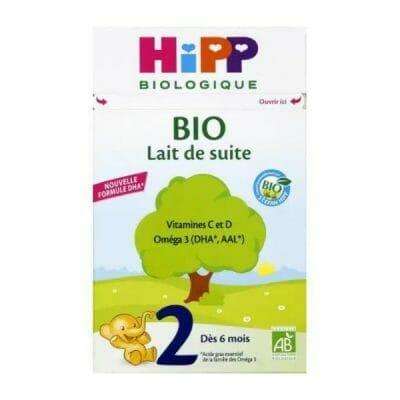 Lait-suite-2-age-bebe-Hipp-biologique