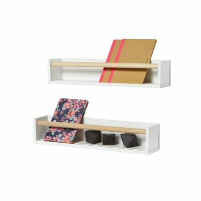 étagere-murale-lot-2-etageres-livres-vertbaudet