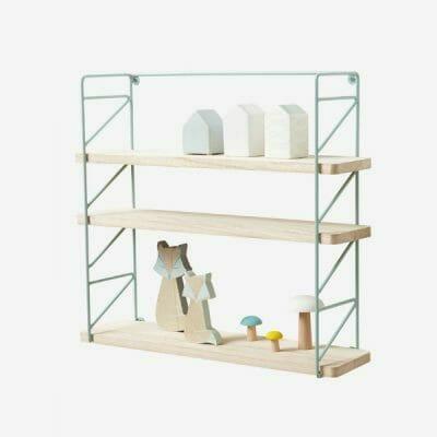 etagere-murale-metal-bois-brut-3-niveaux-vertbaudet