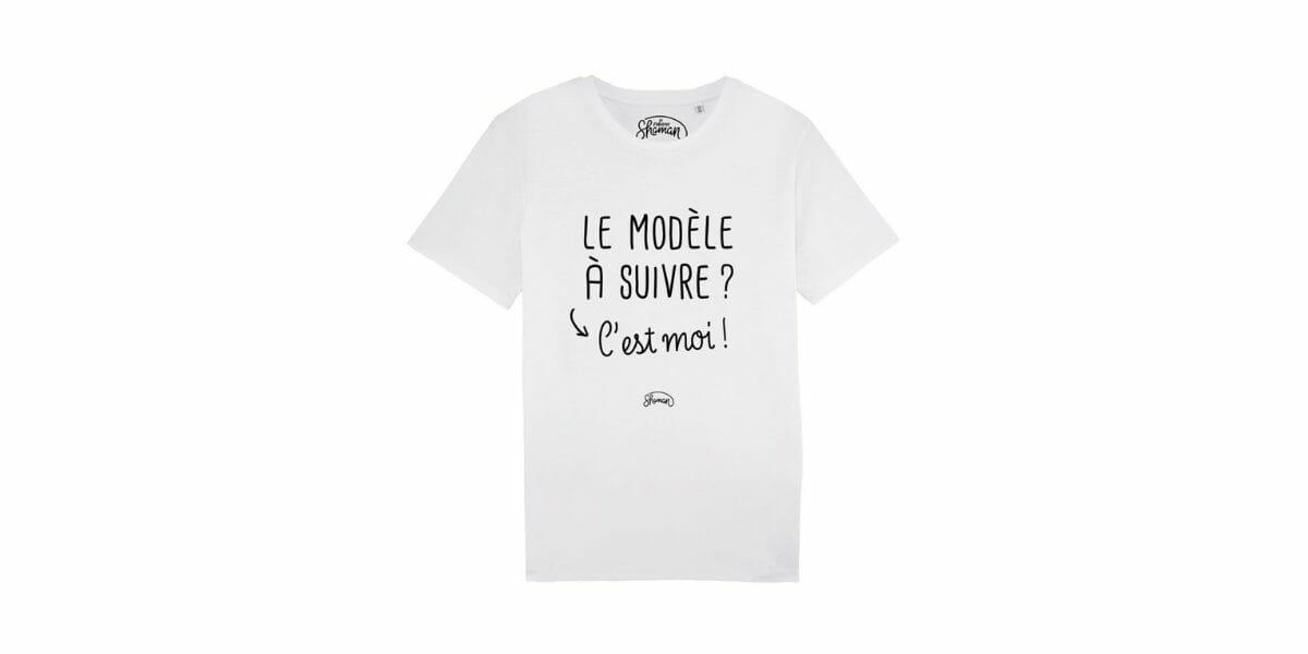 t-shirt-papa-le-modele-a-suivre