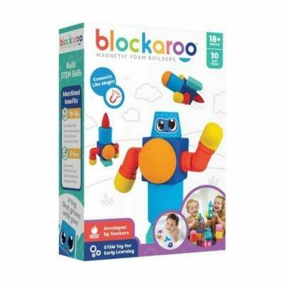 Jeu-construction-Blockaroo-Robot