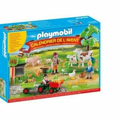 Playmobil-Calendrier-avent-Animaux-ferme